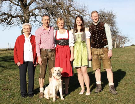 Familie Hefele