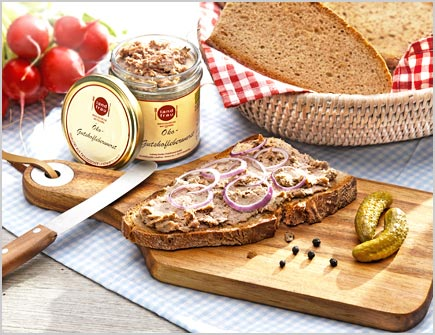Landfrau Kochwurst